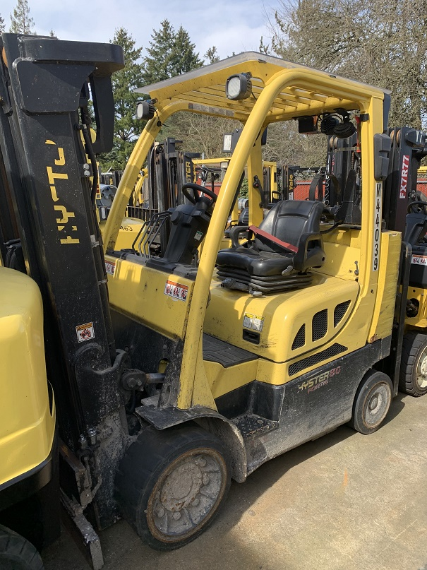 2016 Hyster S80FT