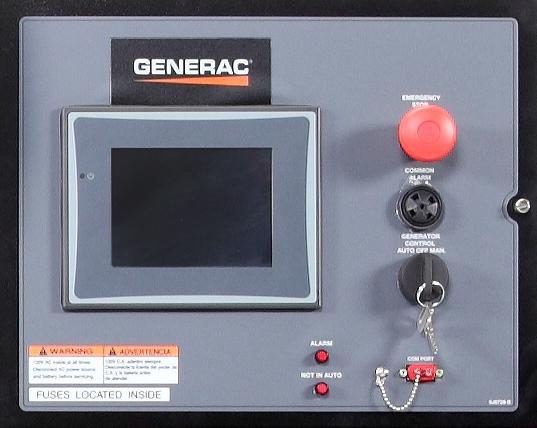 Generac G-Panel