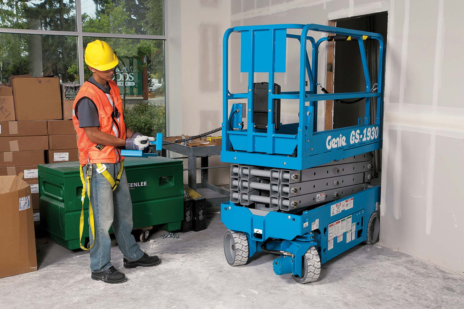 New Genie GS-1930 | Papé Material Handling