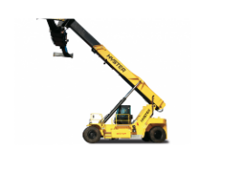 Reachstacker Container Handler