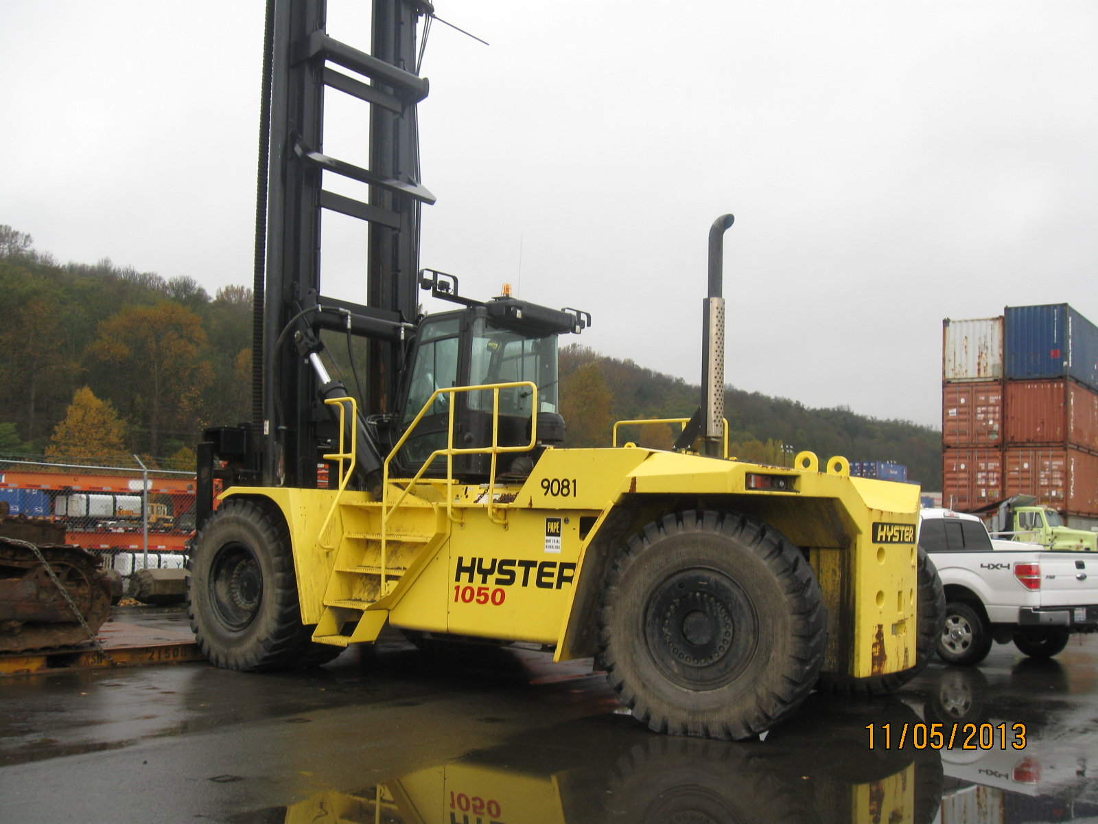 2014 Hyster H1050HDS