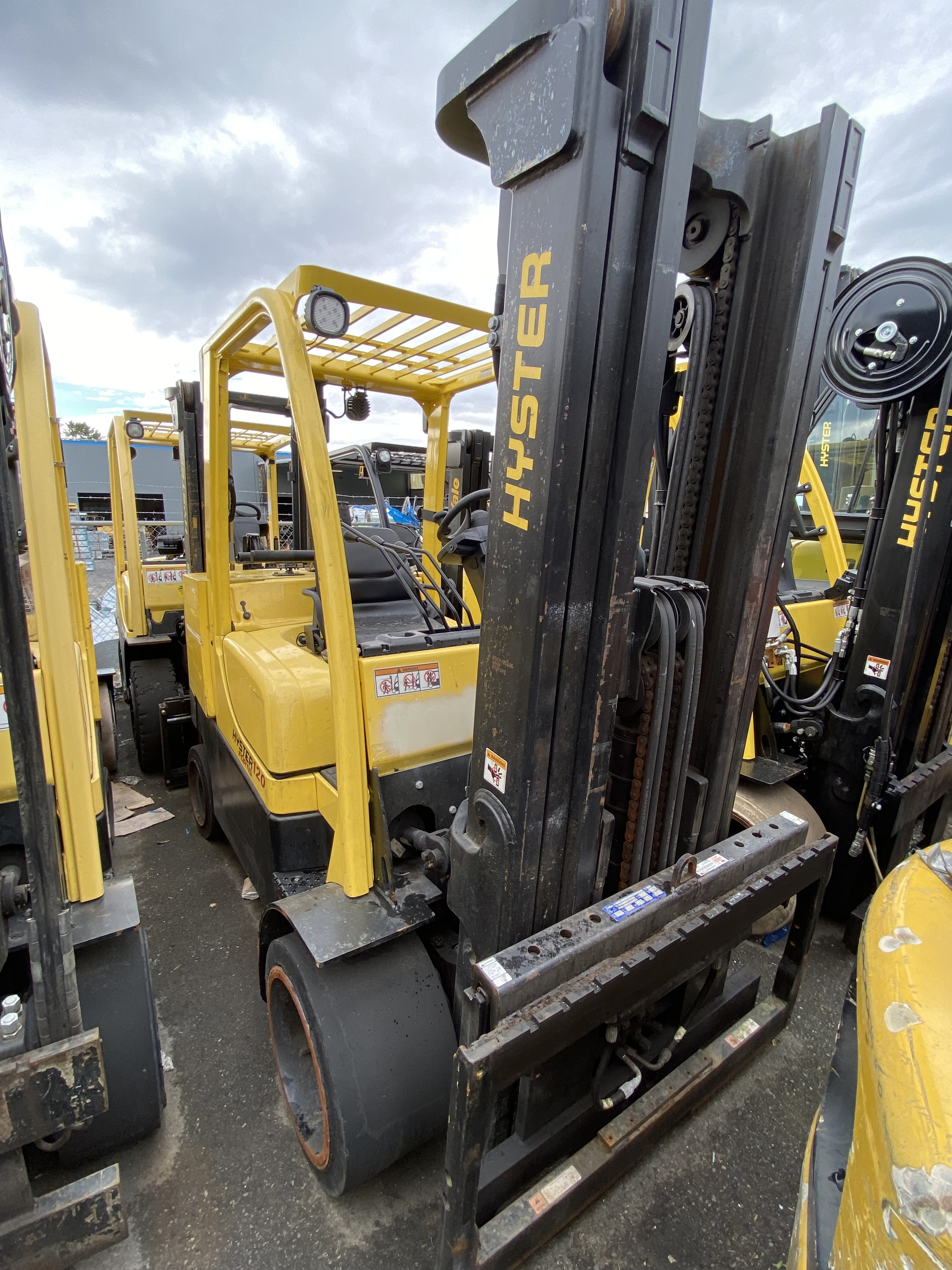 2013 Hyster S120FT