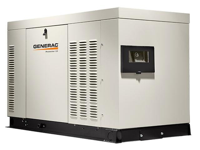 Generac Protector Series 25kW Gaseous Generator