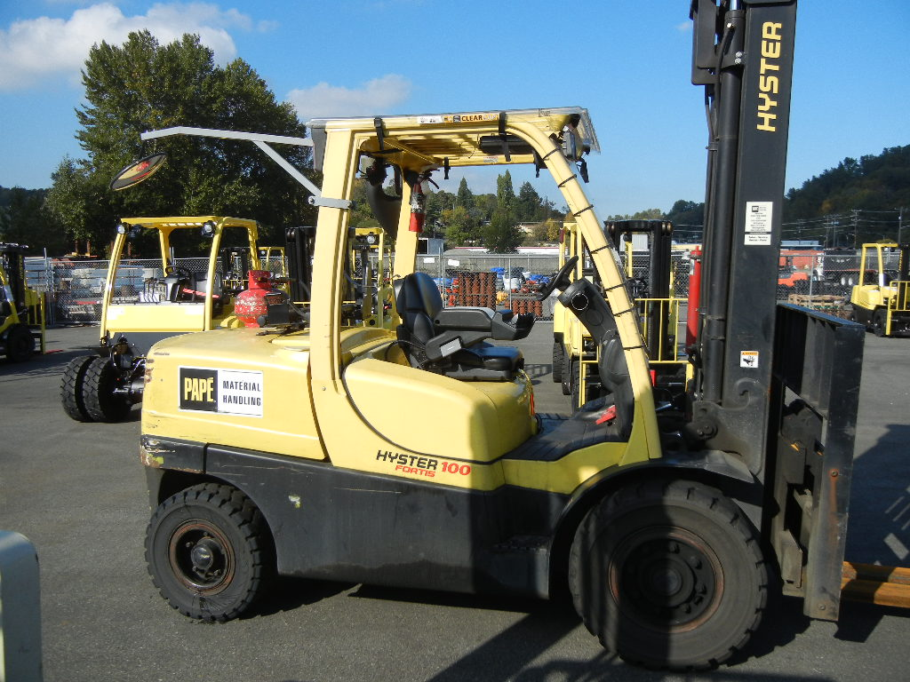 2007 Hyster H100FT
