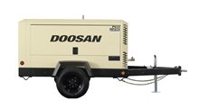 Doosan P425/HP375WCU-T4F Air Compressor