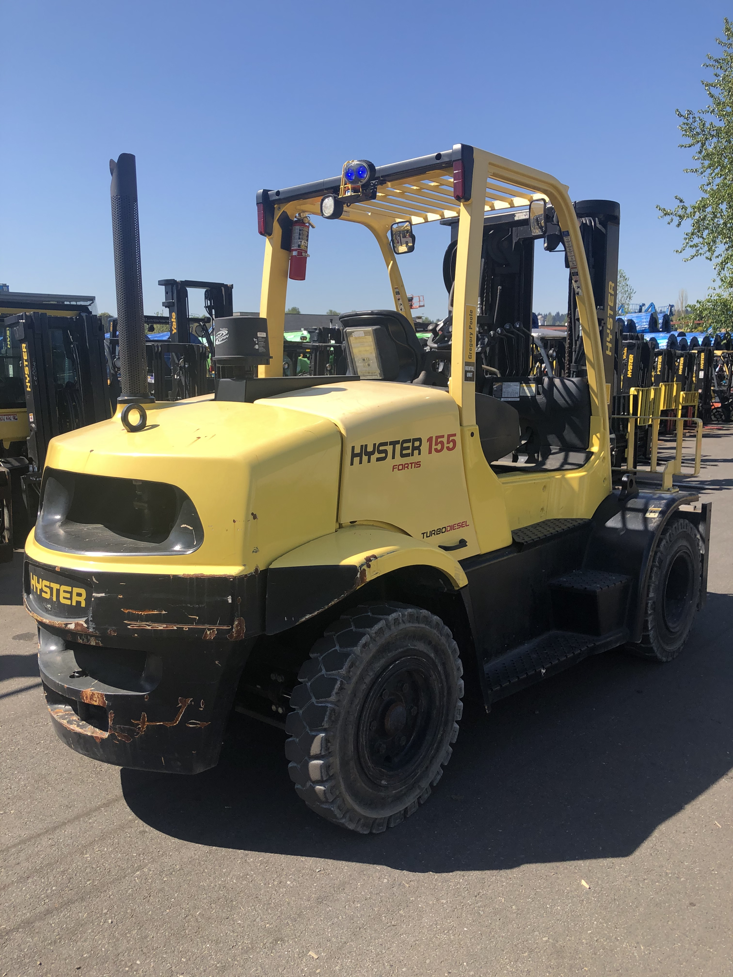 2016 Hyster® H155FT