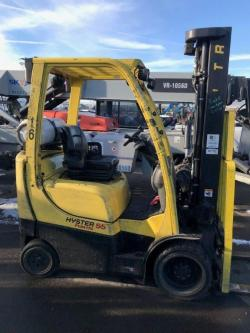2012 Hyster S55FTS