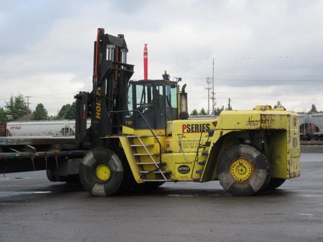 2008 HOIST P800