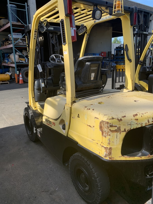 2015 Hyster® H70FT