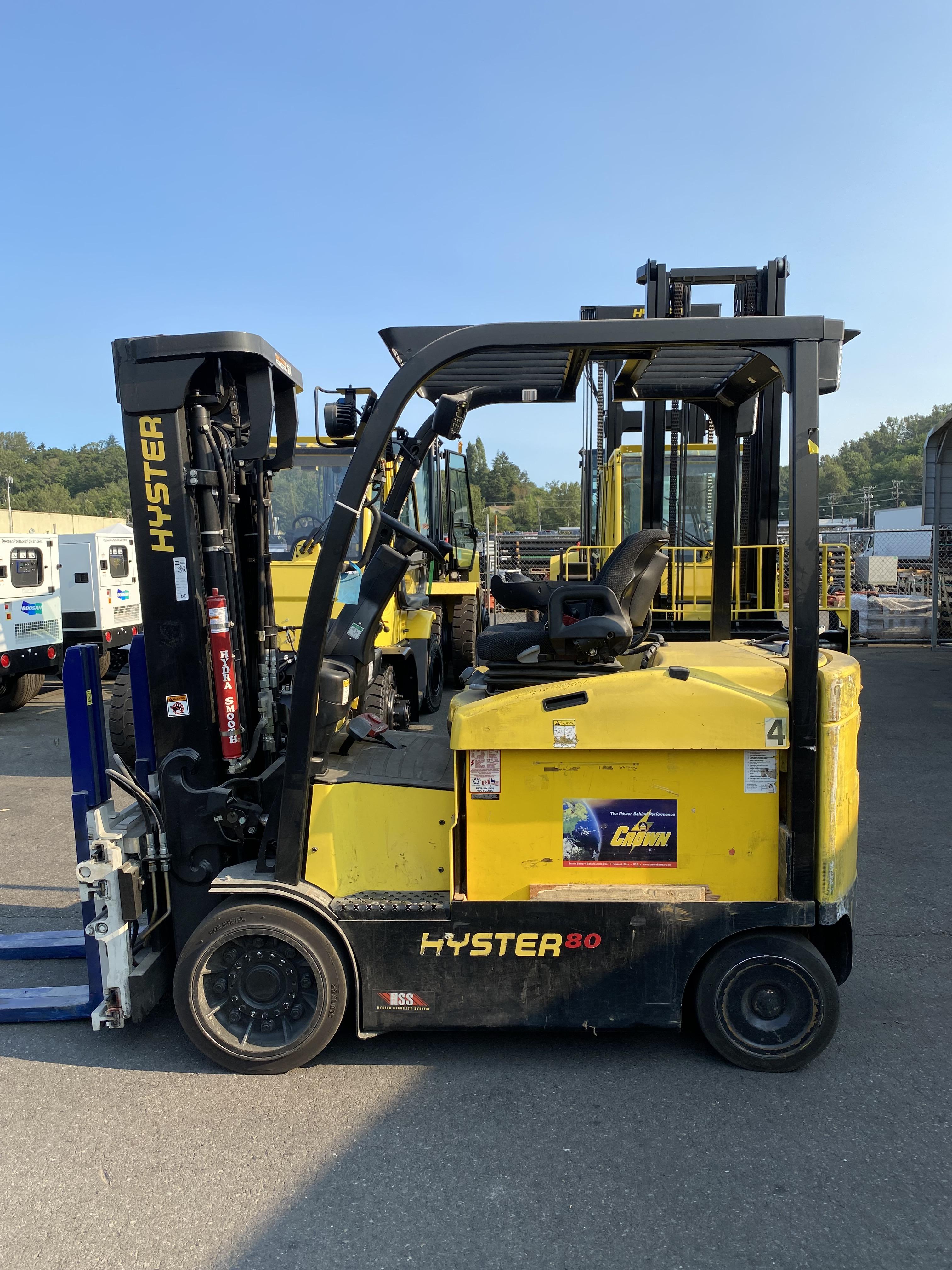2014 Hyster® E80XN