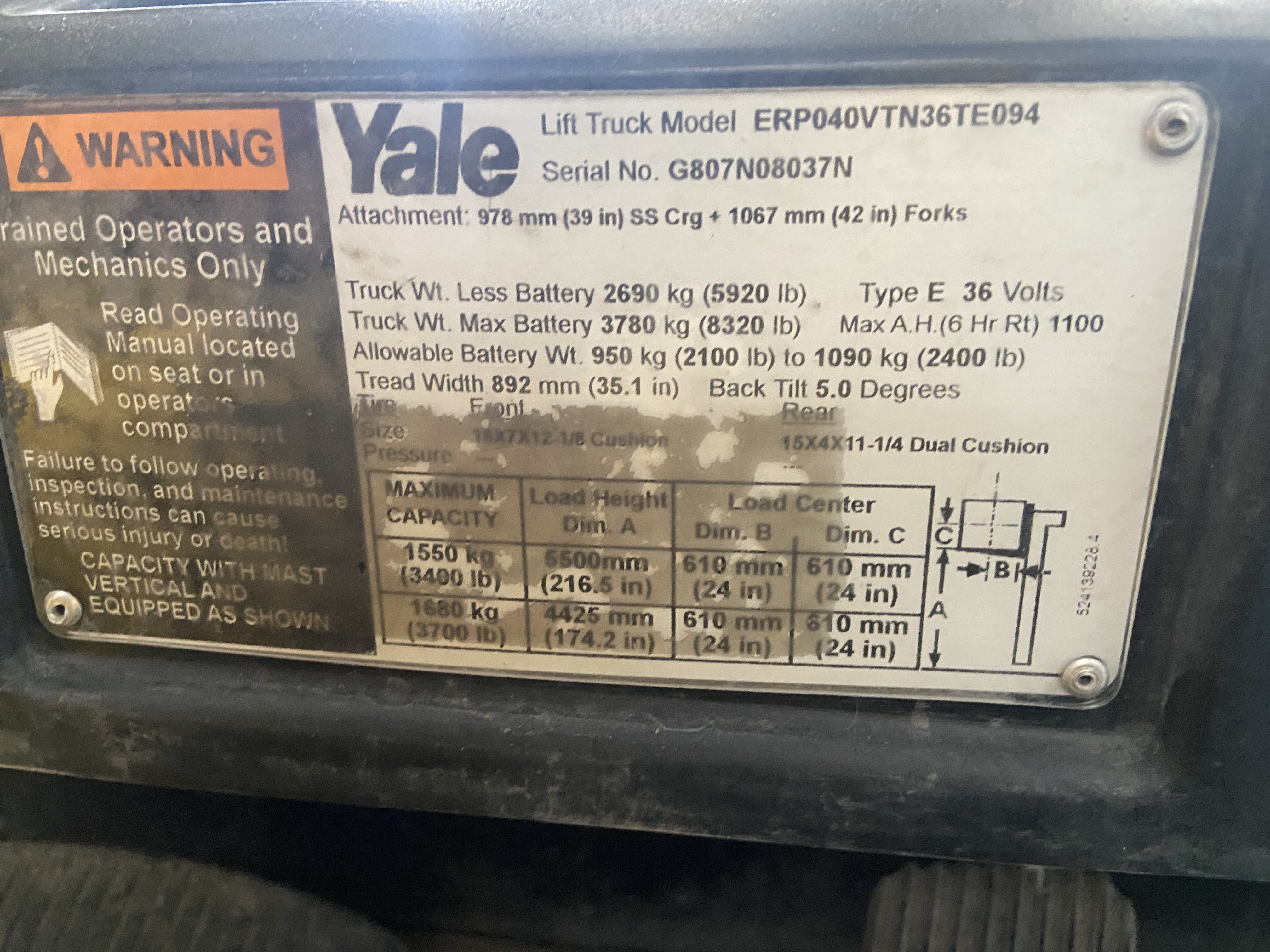 2015 Yale ERP040