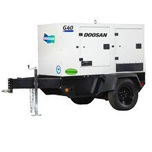 Doosan G40WDO-3A-T4F