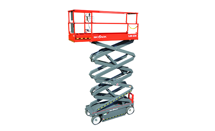 Electric & Specialty Scissor Lifts