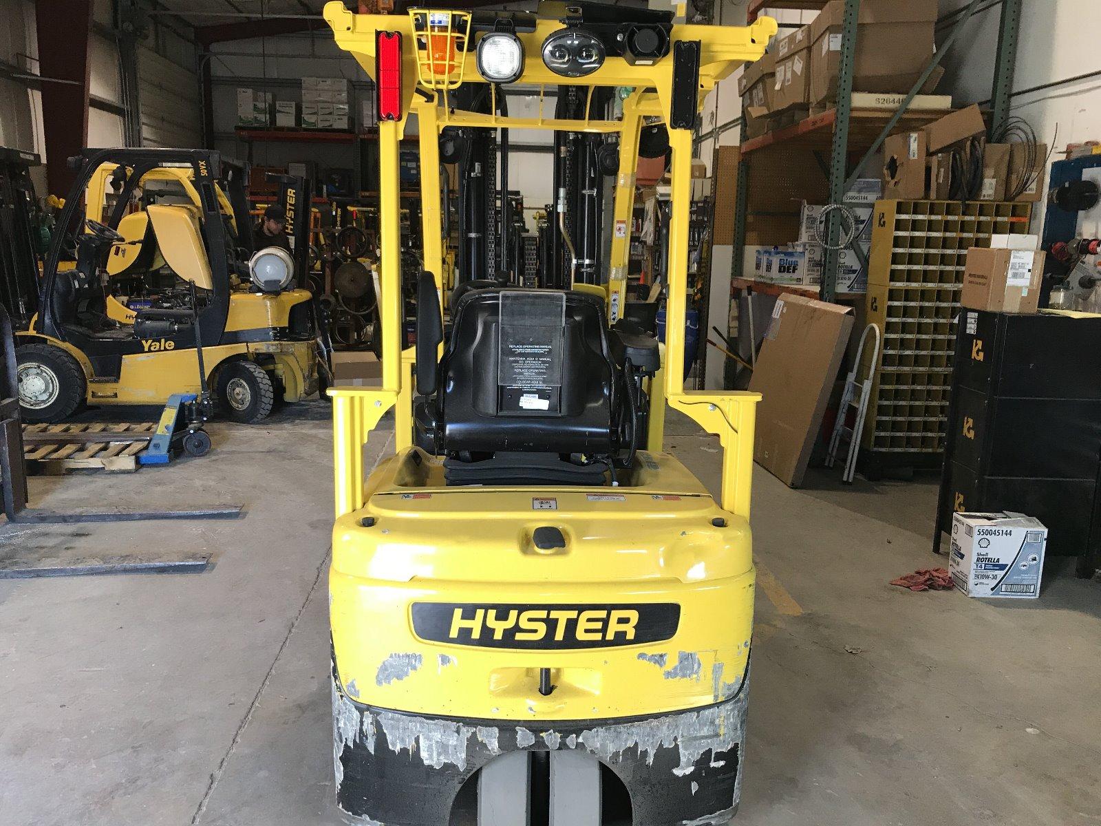 2018 Hyster J40XNT