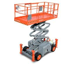 Rough Terrain Scissor Lifts Equipment Image