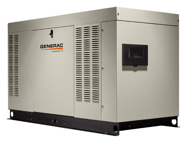 Generac Protector QS Series 38kW Gaseous Generator
