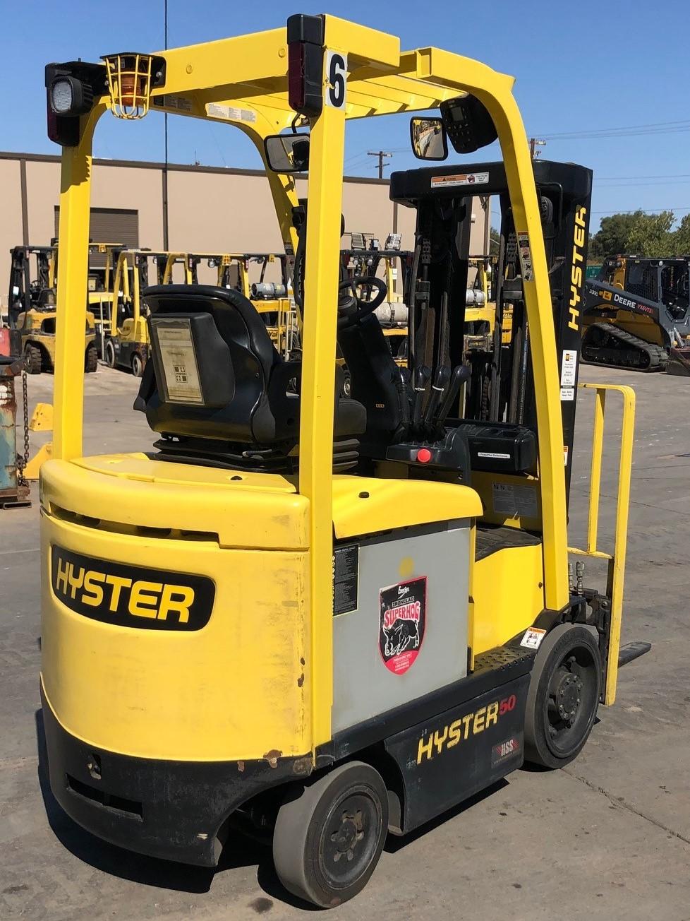 2017 Hyster® E50XN
