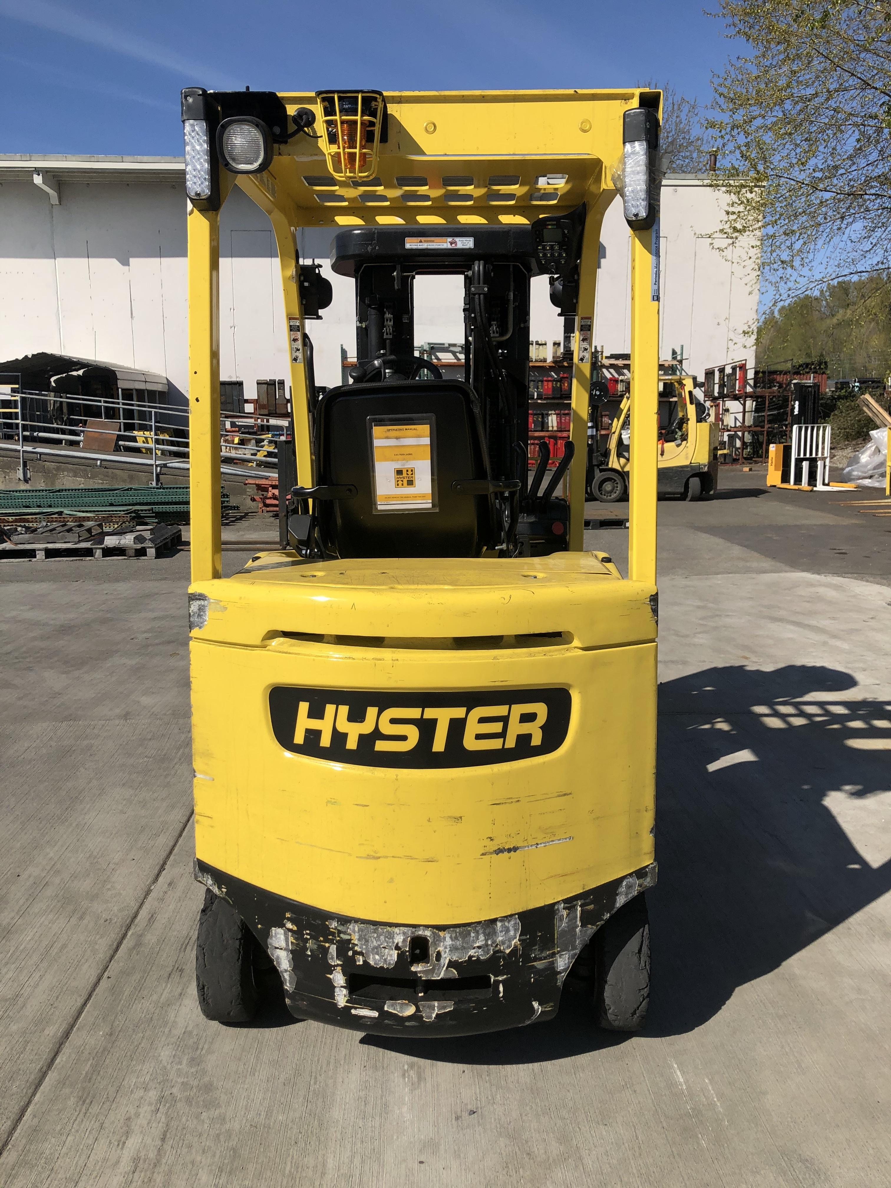 2014 Hyster E50XN