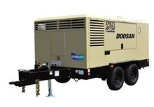 Doosan XP825/HP750WCU-T4F Dual Pressure/Dual Flow Air Compressor