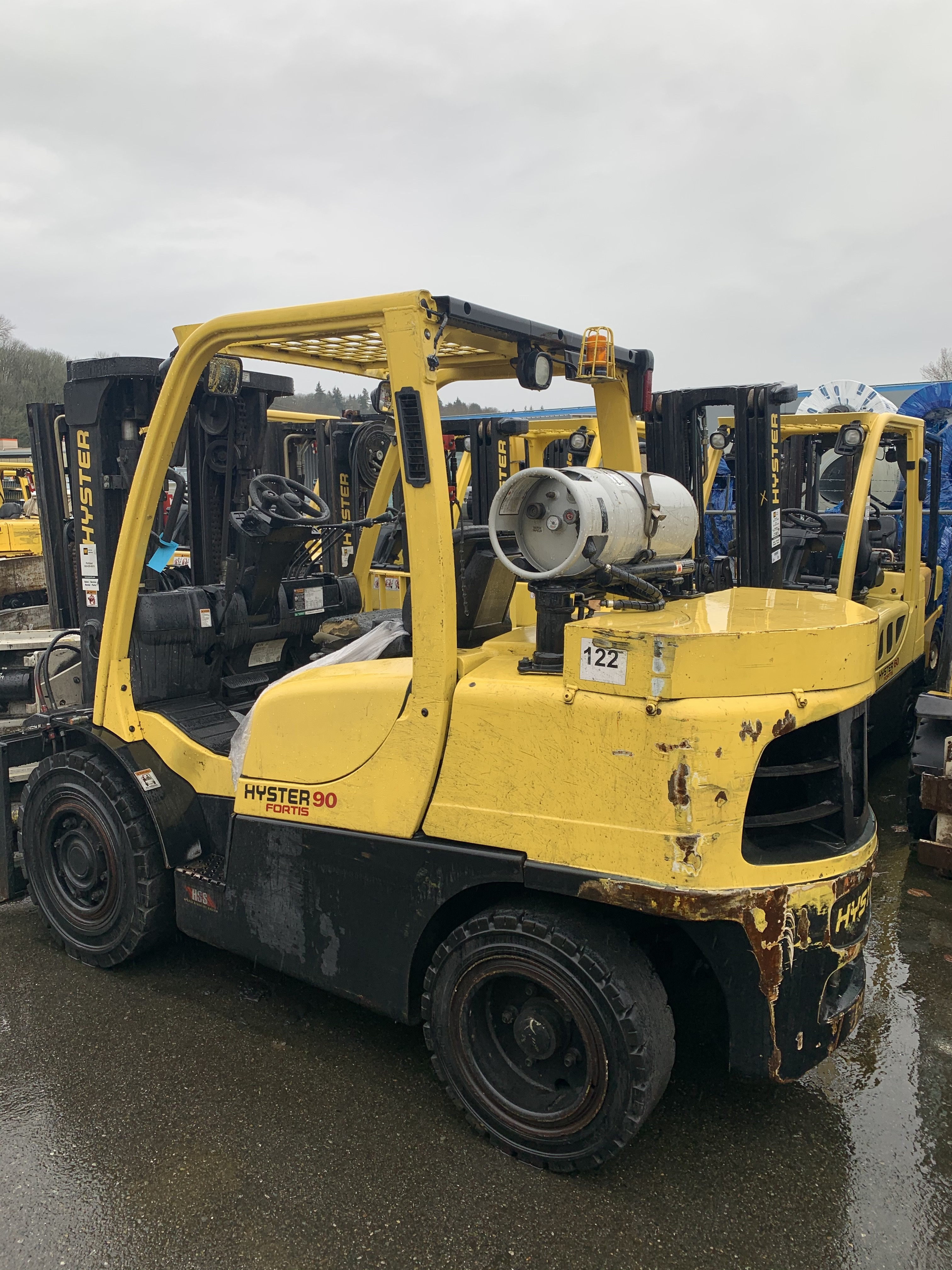 2013 Hyster H90FT