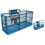 Genie Genie® Lift Guard™ Platform Mesh Accessories Application Part Number