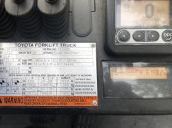 2014 Toyota 8FGCU1