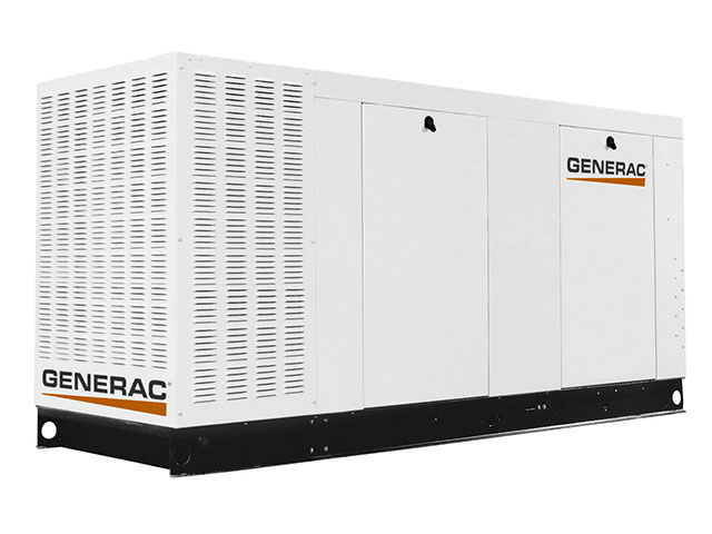 Generac Commercial Series 80kW Gaseous Generator