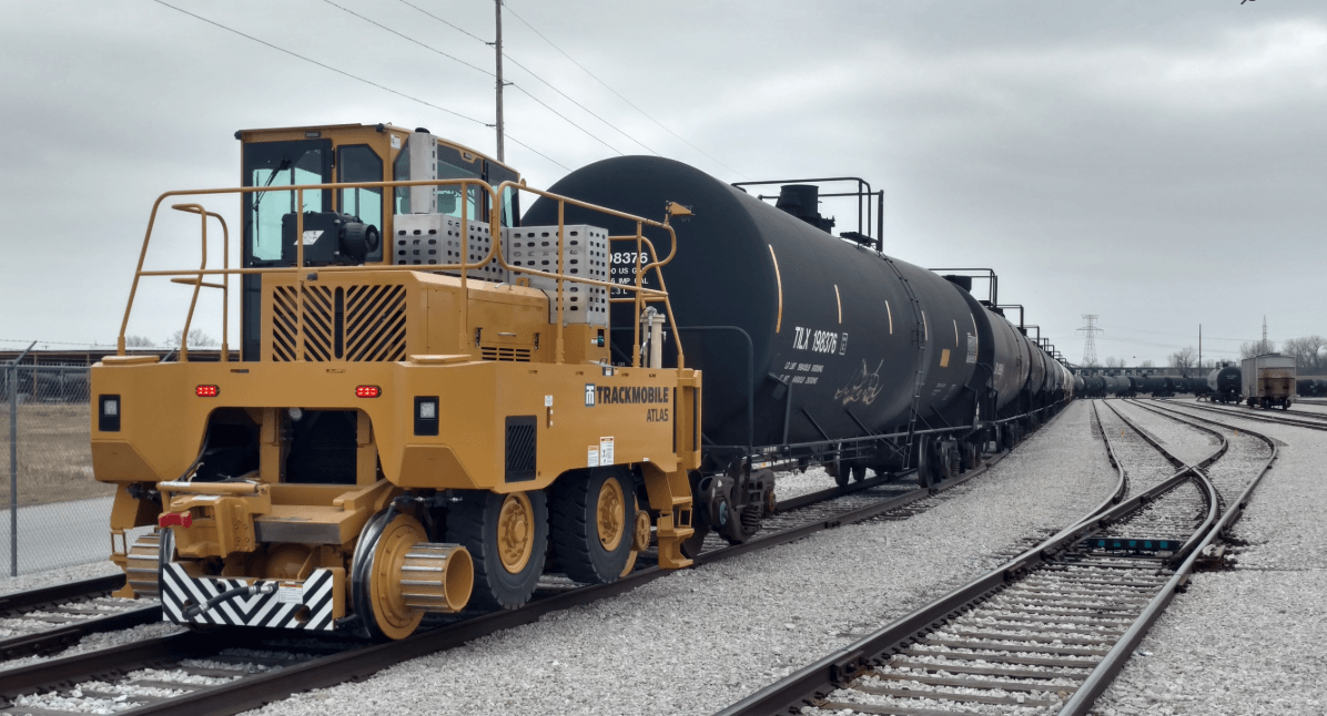 Diesel Railcar Movers Equipment Image