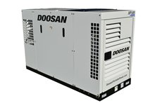 Doosan XP185WDOUA-T4F Portable Air Compressor