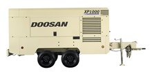 Doosan XP1000WCU-T4F Air Compressor