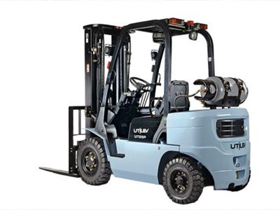 Utility Forklift Trucks Equipment Image