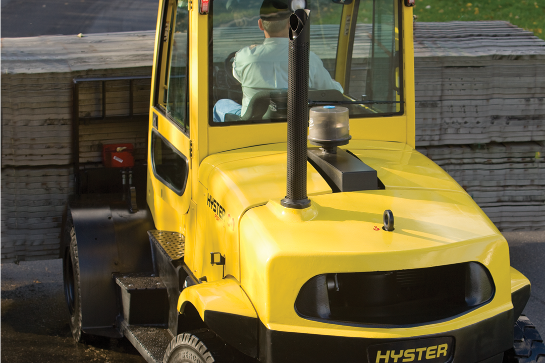 Hyster H170-190FT