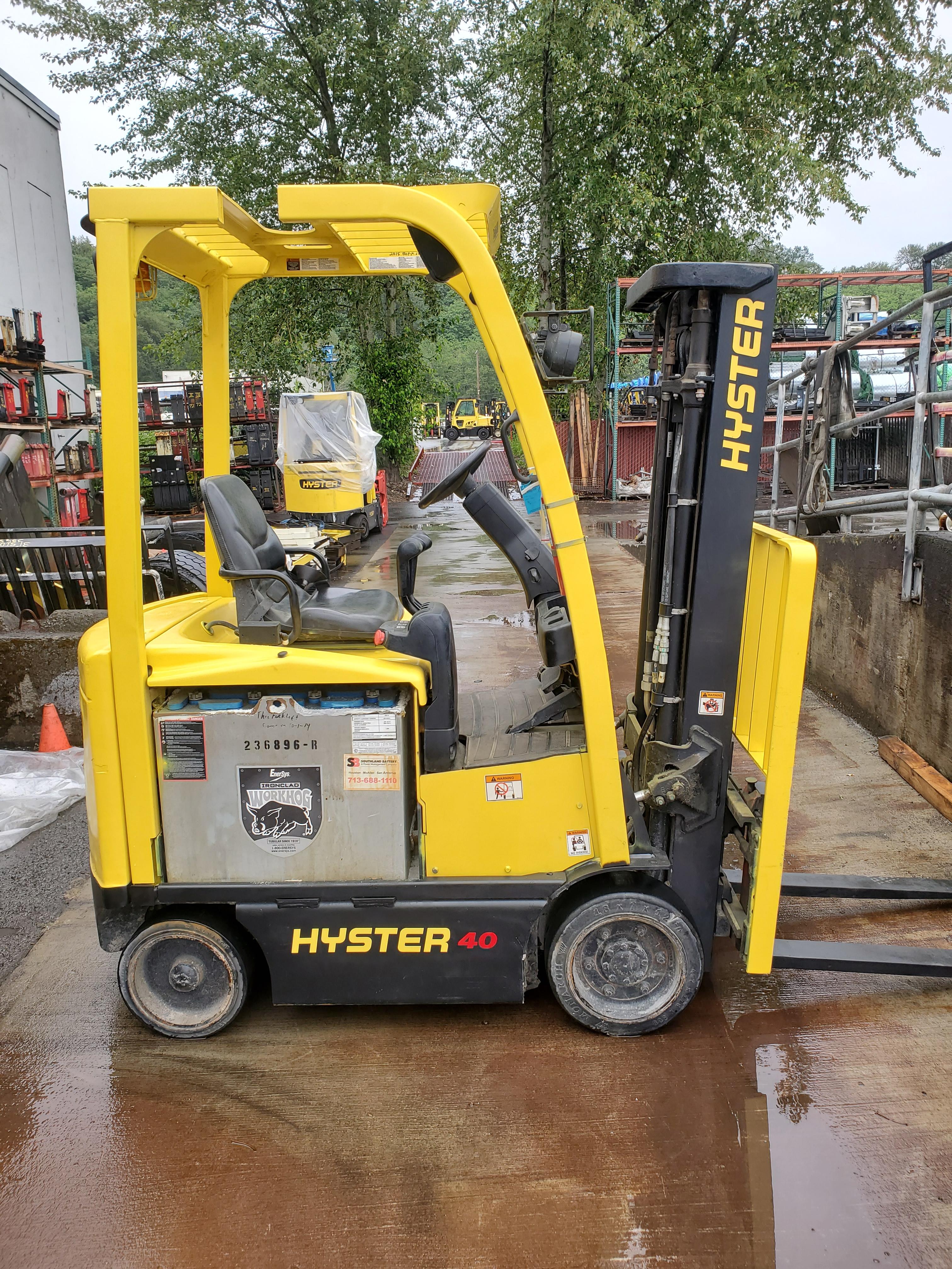 2014 Hyster E40XN