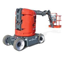 Articulated Boom Lift Equipment Image