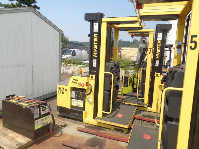 2012 Hyster R30XMS