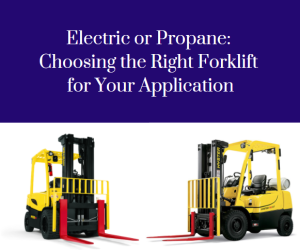 Electric vs Propane