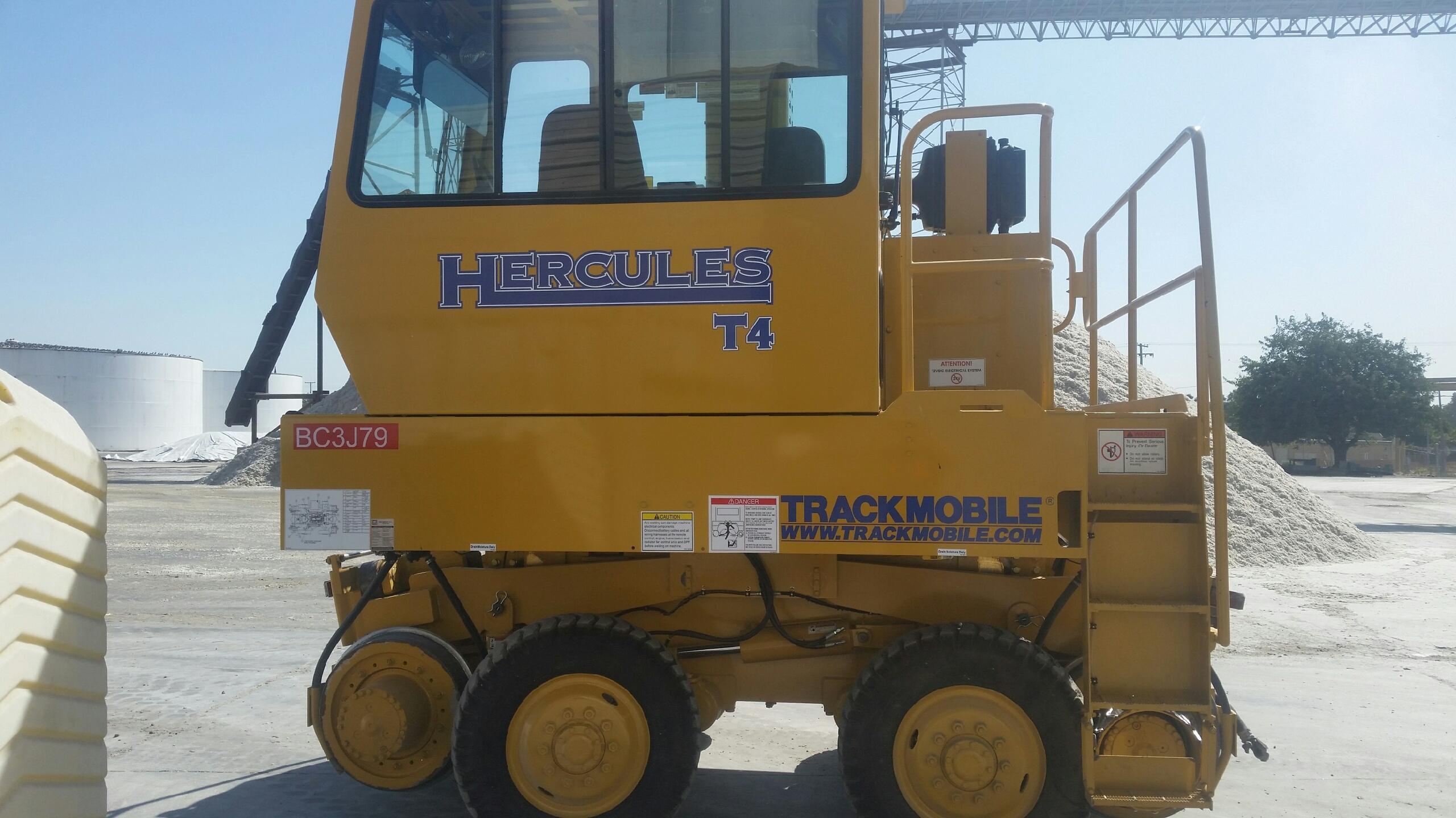 2016 Trackmobile HERCUL