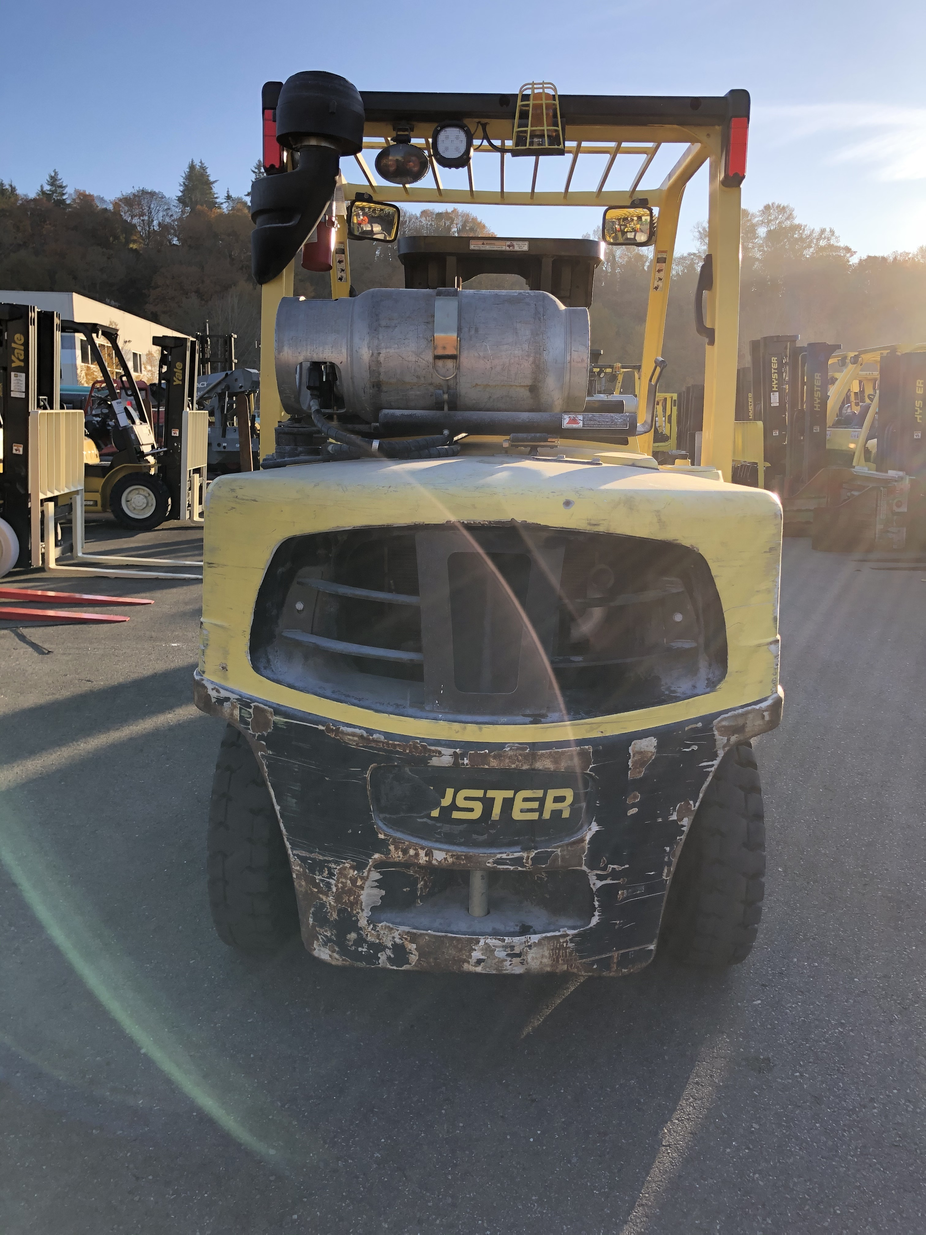 2015 Hyster H90FT