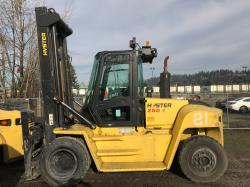 2015 Hyster H250HD