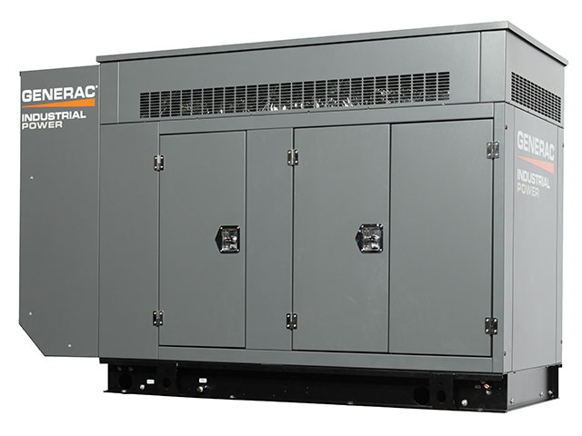 Generac 500kW BI-FUEL™ Generator
