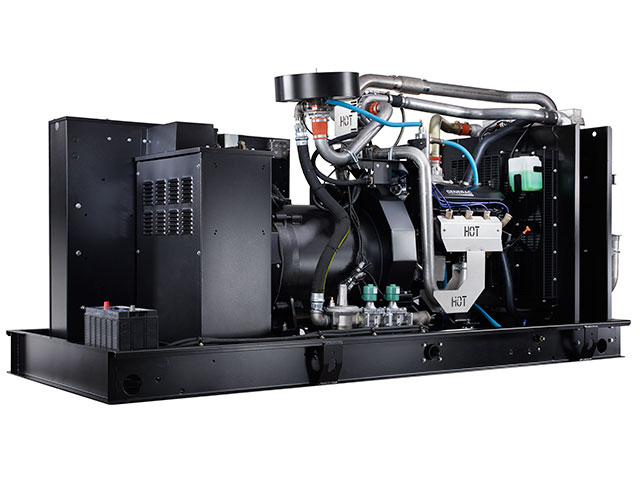 Generac 150kW Gaseous Generator 9.0L