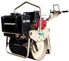 Doosan SX-170H Walk-Behind Vibratory Roller