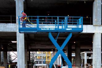 Rough Terrain Scissor Lifts Equipment Image