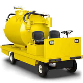 Motrec MX-660 Vacuum Truck