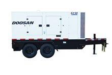 Doosan G150WCU-3A-T4F Generator