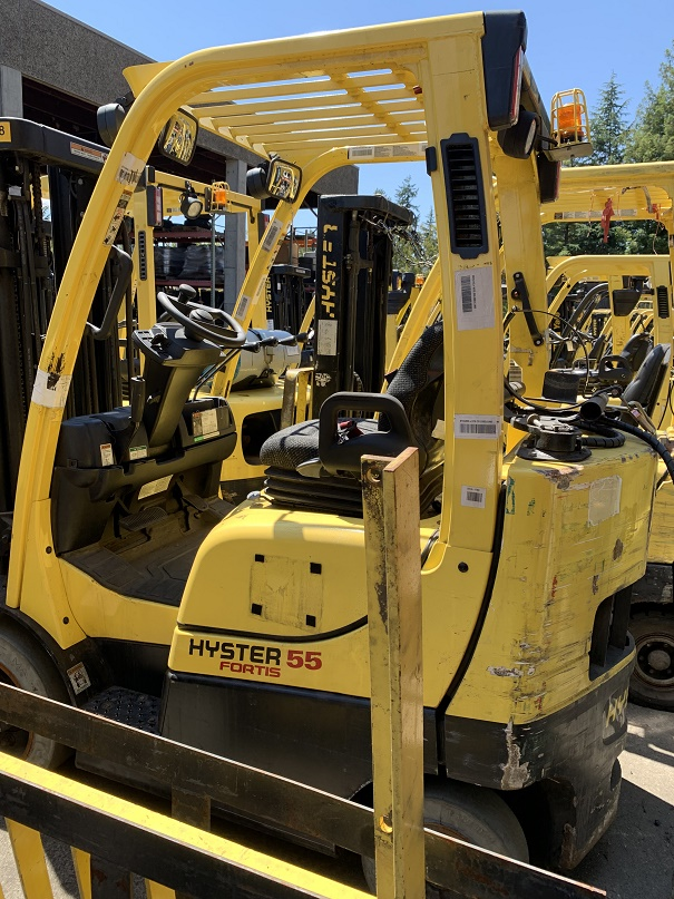 2015 Hyster® S55FTS