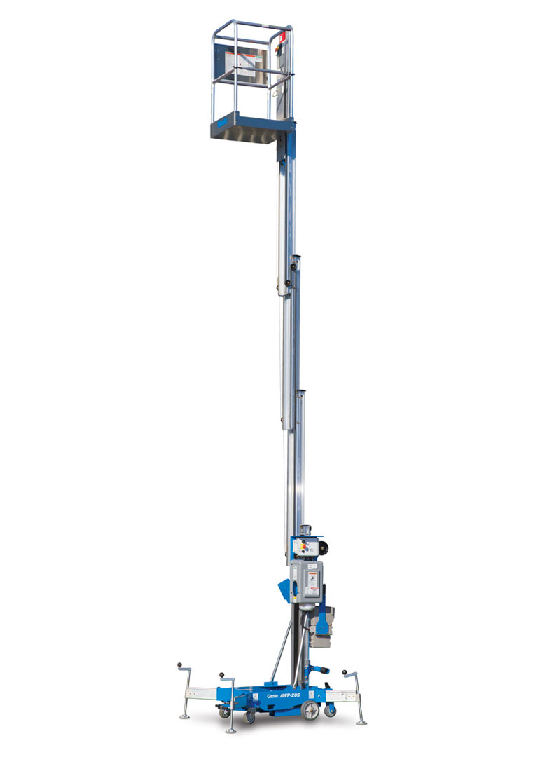Aerial Work Platforms Equipment Image