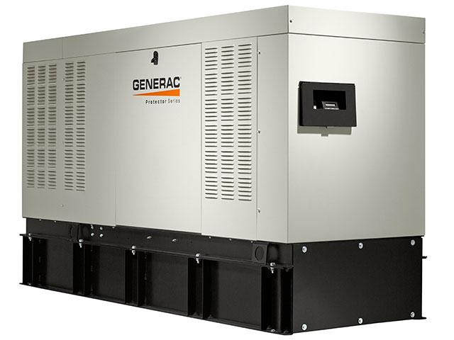 Generac Protector Series 30kW Diesel Generator
