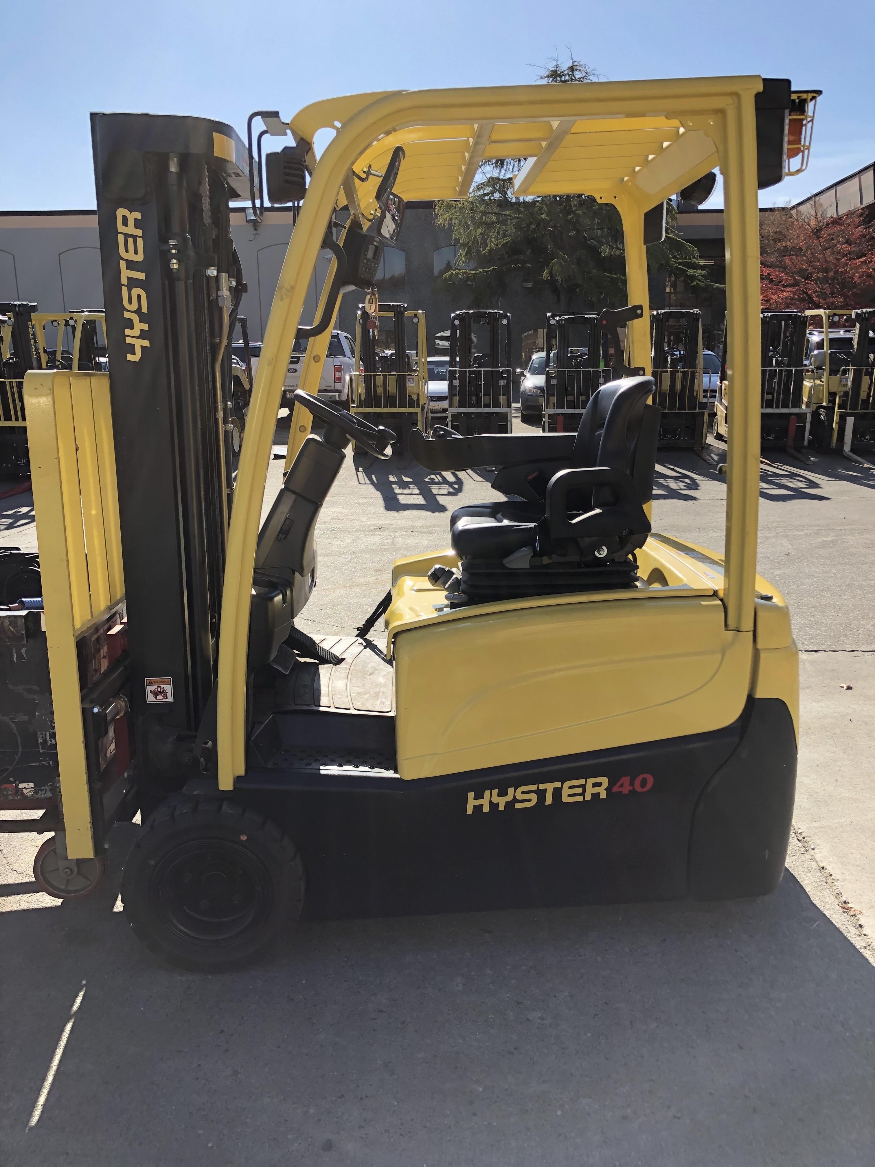2017 Hyster J40XNT