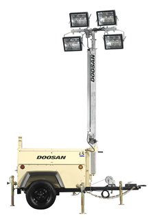 Doosan LSWKUB-60HZ-T4F Light Tower